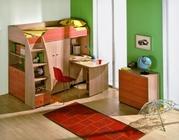 Продаю детскую кровать модульную