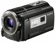 Видеокамеру Sony HDR-PJ30E