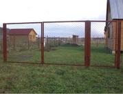 Садовые распашные ворота от производителя