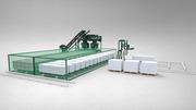 Oборудованиe для производства газобетона,  пенобетона НСИБ