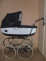 Итальянская коляска Inglesinia Classic