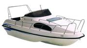 Стеклопластиковые гребные лодки и моторные катера от производителя
