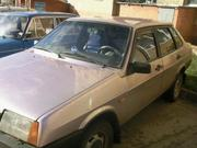 Продаю автомобиль ВАЗ 21099 1999г.в.